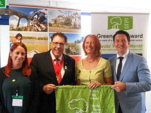 Green Flag Award Ceremony